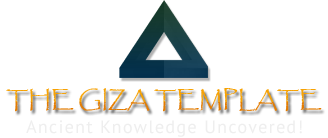 THE GIZA TEMPLATE, Logo